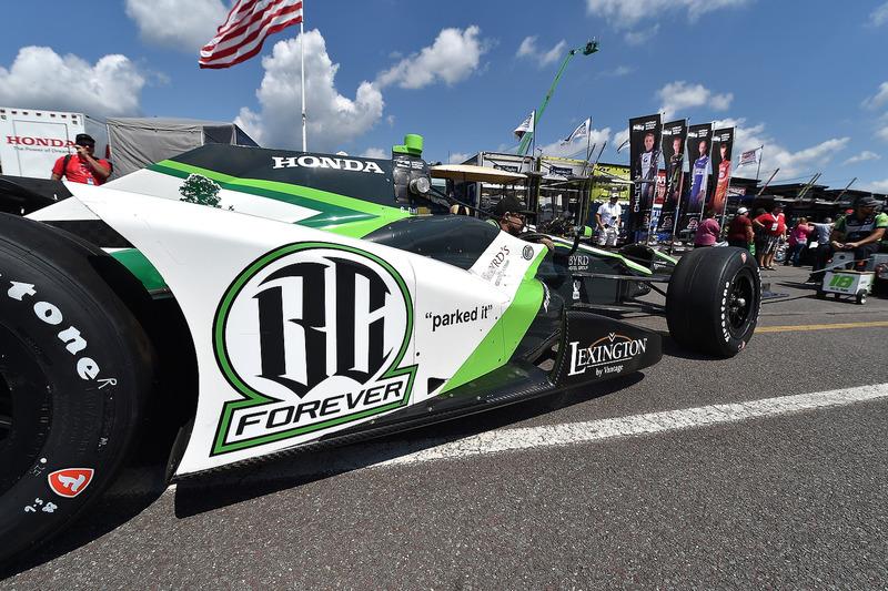 L'auto di Conor Daly, Dale Coyne Racing Honda