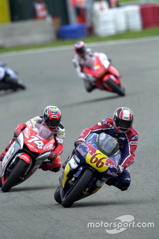 Alex Hofmann, Red Bull Yamaha WCM