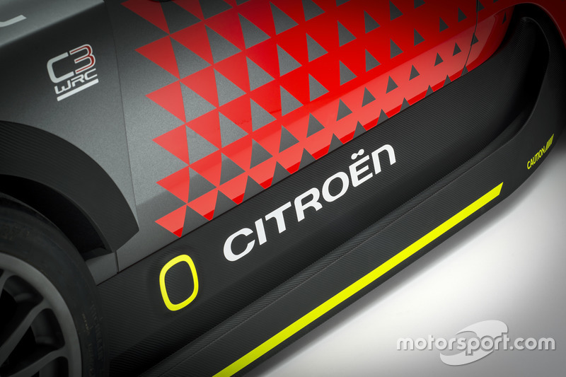Detail, Citroën C3 WRC Concept Car