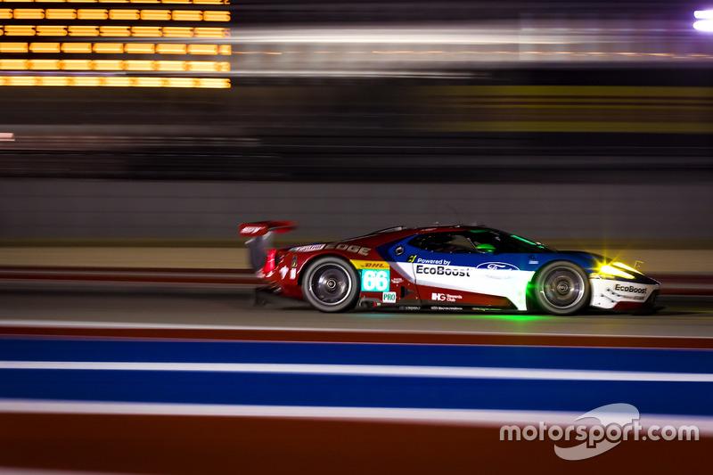 7. GTE-Pro: #66 Ford Chip Ganassi Racing Team UK, Ford GT: Olivier Pla, Stefan Mücke