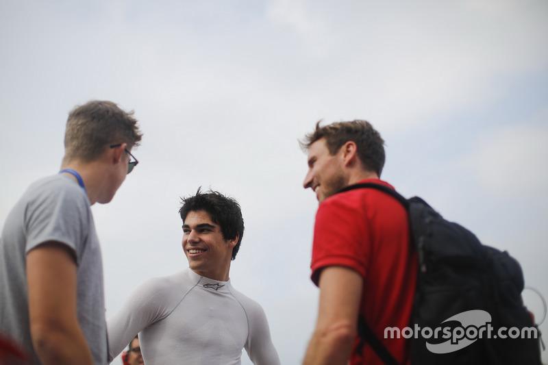Lance Stroll, Prema Powerteam Dallara F312 – Mercedes-Benz
