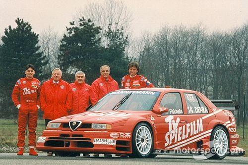 Презентация команды Alfa Corse