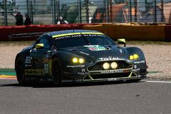 #97 Aston Martin Racing Aston Martin Vantage GTE: Richie Stanaway, Jonathan Adam, Fernando Rees