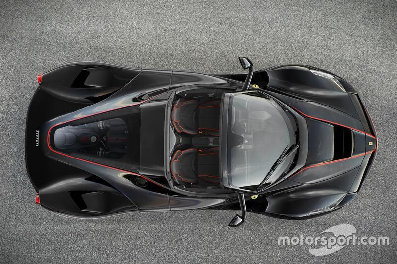Ferrari LaFerrari Spider, Limited Edition