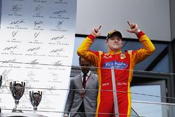 Ganador, Jordan King, Racing Engineering