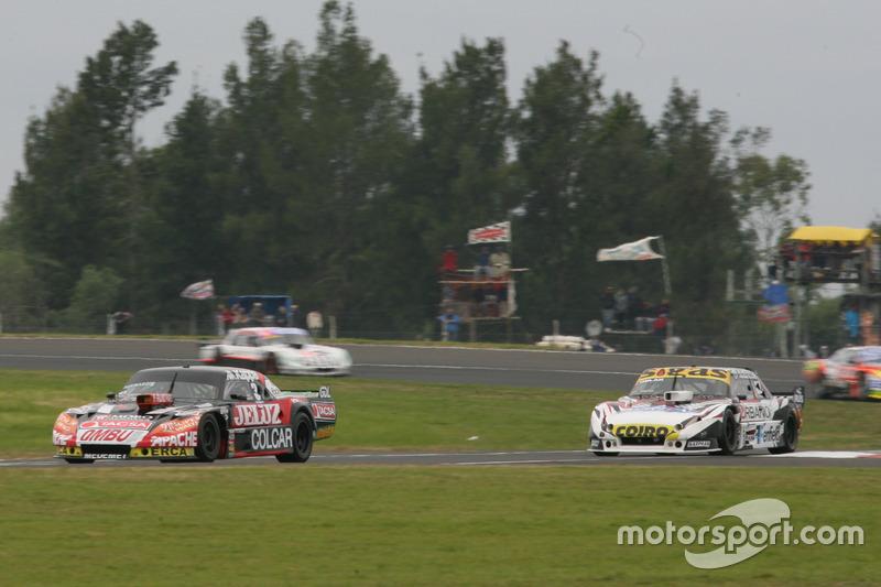Facundo Ardusso, JP Racing Dodge, Mauricio Lambiris, Coiro Dole Racing Torino