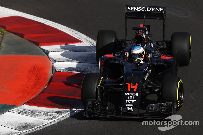 McLaren Honda MP4-31 (2016)