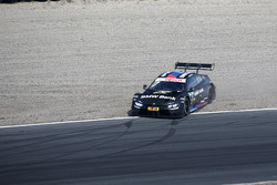 Bruno Spengler, BMW Team RBM, BMW M4 DTM in the gravel