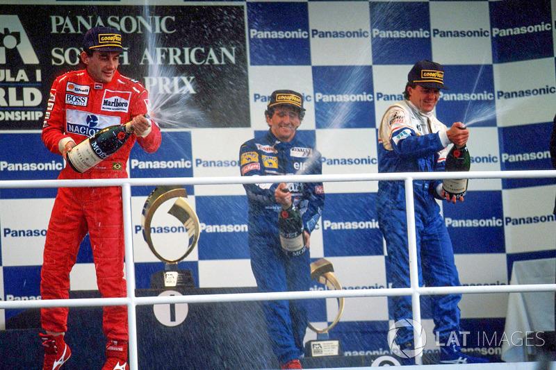 GP de Sudáfrica 1993