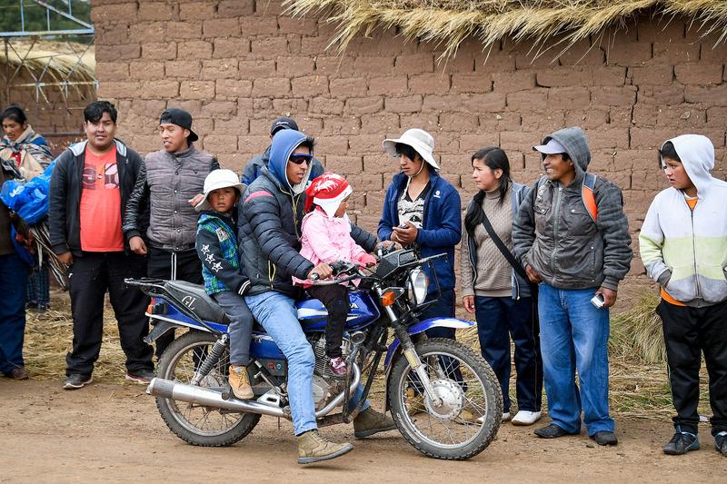 Fanáticos peruanos