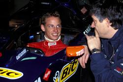 Дженсон Баттон, Prost AP02 Peugeot
