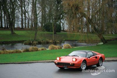 1978 Gilles Villeneuve Ferrari 308 GTS satılık