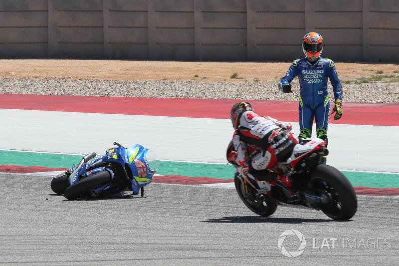 MotoGP Amerika (3 insiden)