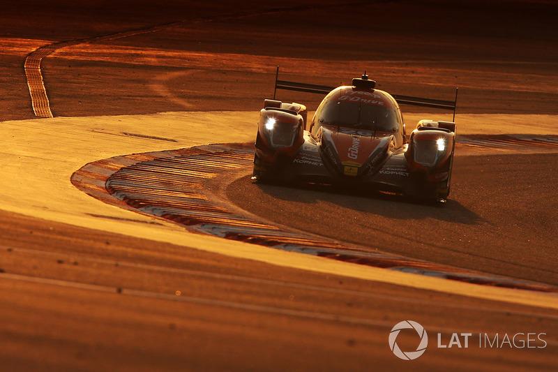 #26 G-Drive Racing ORECA 07-Gibson: Роман Русинов, Лео Руссель, Лоик Дюваль