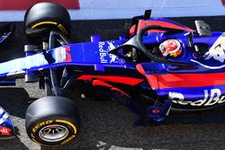 Pierre Gasly, Scuderia Toro Rosso STR12