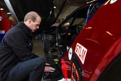Chip Ganassi Racing team member