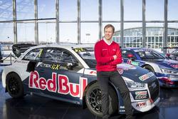 Маттіас Екстрьом та EKS Audi S1 quattro WRX