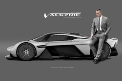 Ливрея для Valkyrie James Bond 007 DB5