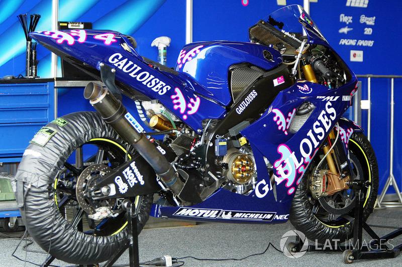 Alex Barros, Tech 3 Yamaha - GP van de Pacific 2003