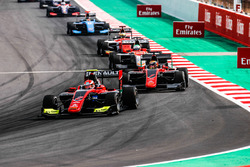 Anthoine Hubert, ART Grand Prix ve Callum Ilott, ART Grand Prix