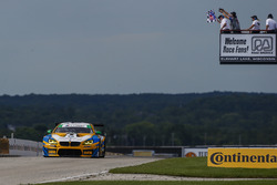 #96 Turner Motorsport BMW M6 GT3: Jesse Krohn, Jens Klingmann takes the class win