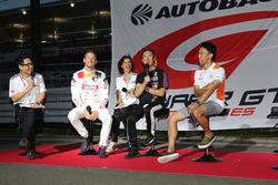 Jenson Button, Team Mugen, Kamui Kobayashi, Team Wedssport Bandoh, Kazuki Nakajima, Team Tom's