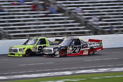 Grant Enfinger, ThorSport Racing Toyota, Ben Rhodes, ThorSport Racing Toyota