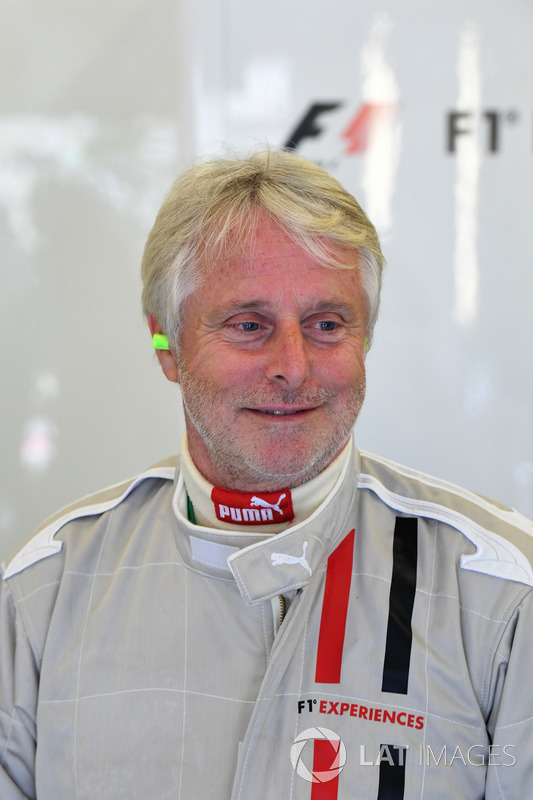 Kevin Eason, F1-Doppelsitzer