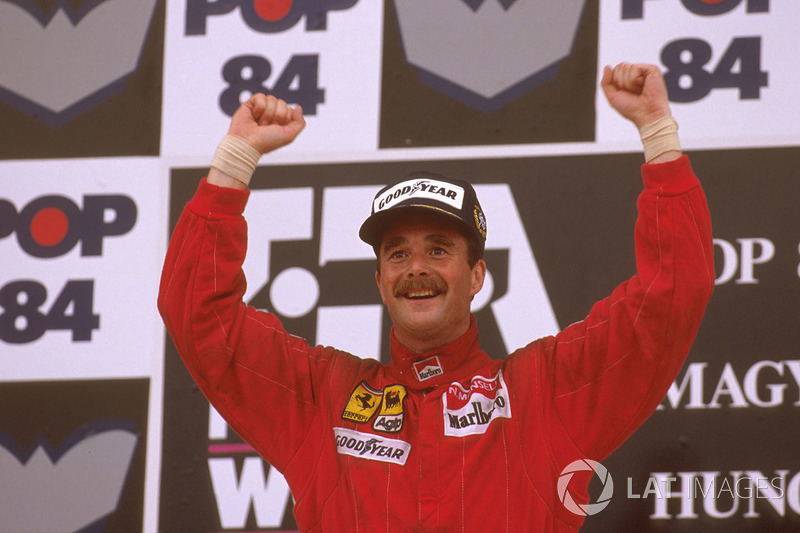 Nigel Mansell: 4 Grand Chelem