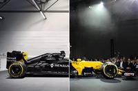 Komparasi Renault R.S.16 vs R.S.17