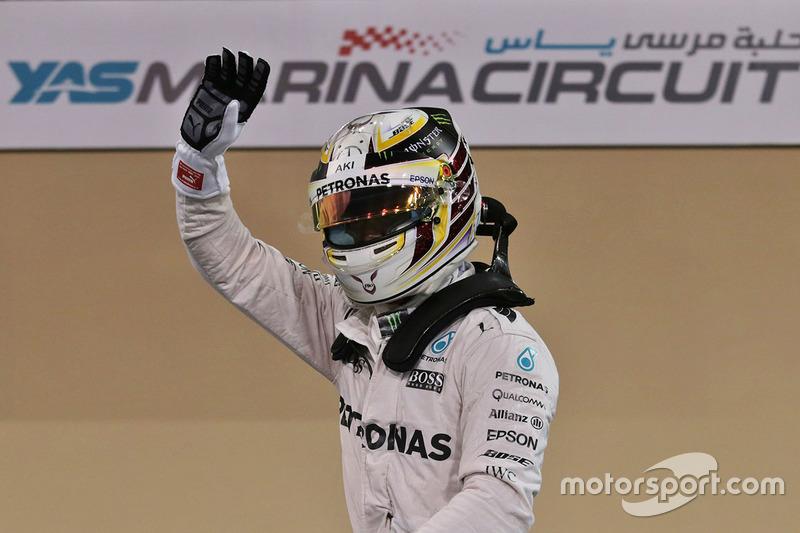 Con la 61 se aferraba a la posibilidad de llevarse el título de 2016 que acabó en manos de Rosberg