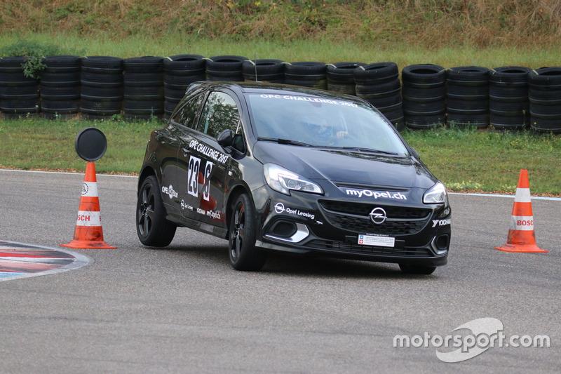 Marcel Muzzarelli, Opel Corsa OPC, Garage Metropol Racing Team