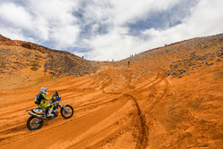 #46 KTM: Fabricio Fuentes