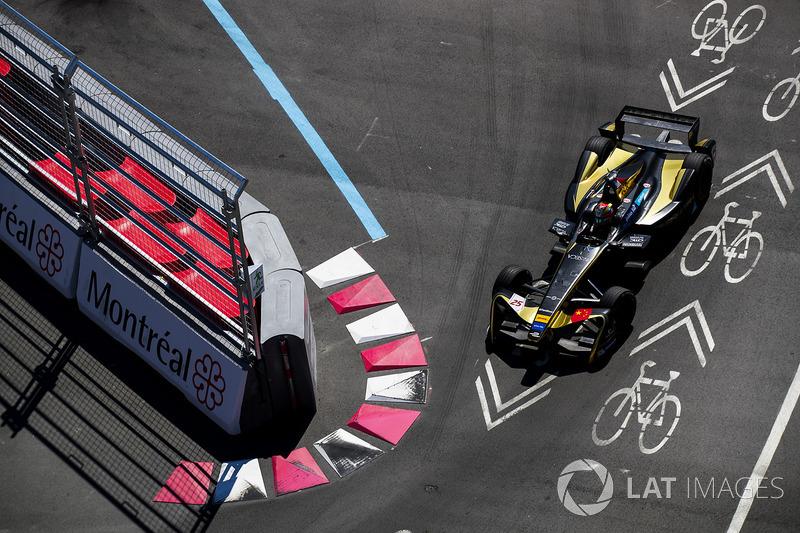 В заключительной гонке свою первую победу в серии одержал Жан-Эрик Вернь. Этот успех стал первым и для команды Techeetah, которая дебютировала в Формуле E в этом сезоне. Француз по итогам сезона стал пятым в чемпионате