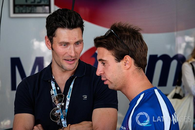 Kuno Wittmer, Antonio Felix da Costa, Amlin Andretti Formula E Team
