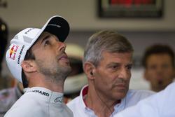 Neel Jani, Porsche Team, Fritz Enzinger, jefe de Porsche LMP1