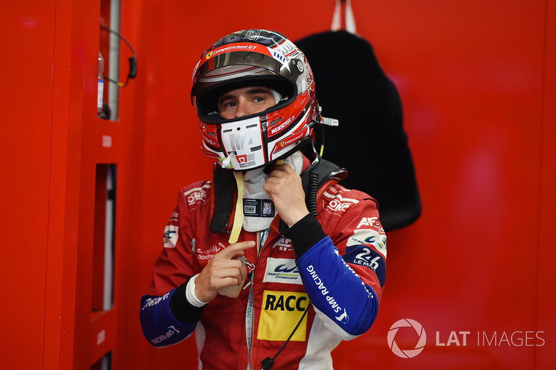 Гонщики Туринга и DTM: Мигель Молина