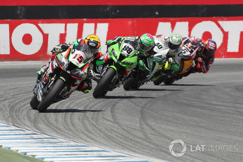 De Angeles, Randy Krummenacher, Puccetti Racing, Roman Ramos, Team Go Eleven, Stefan Bradl, Honda World Superbike Team