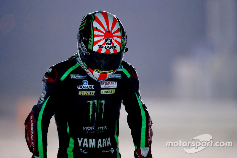 Johann Zarco, Monster Yamaha Tech 3 después del accidente