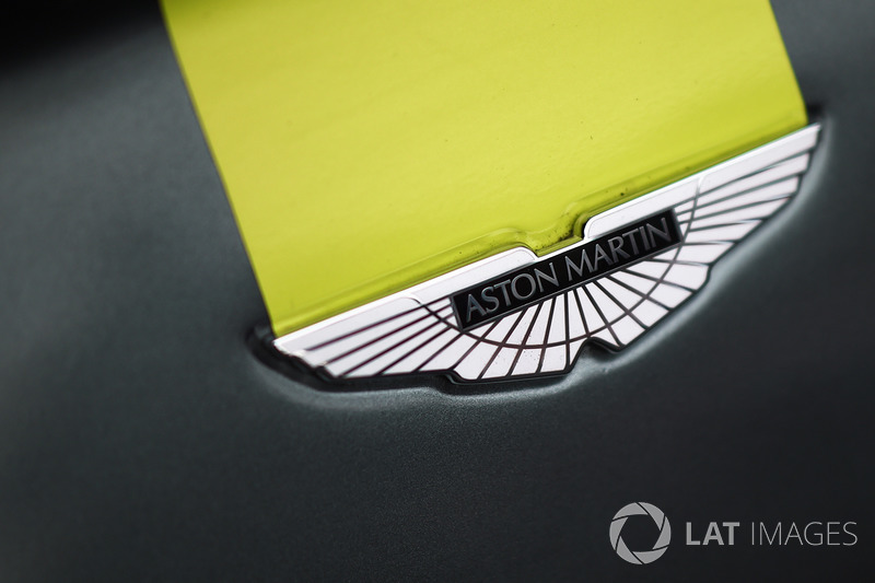 Aston Martin Detail At 24 Hours Of Le Mans Test Day Le Mans Photos