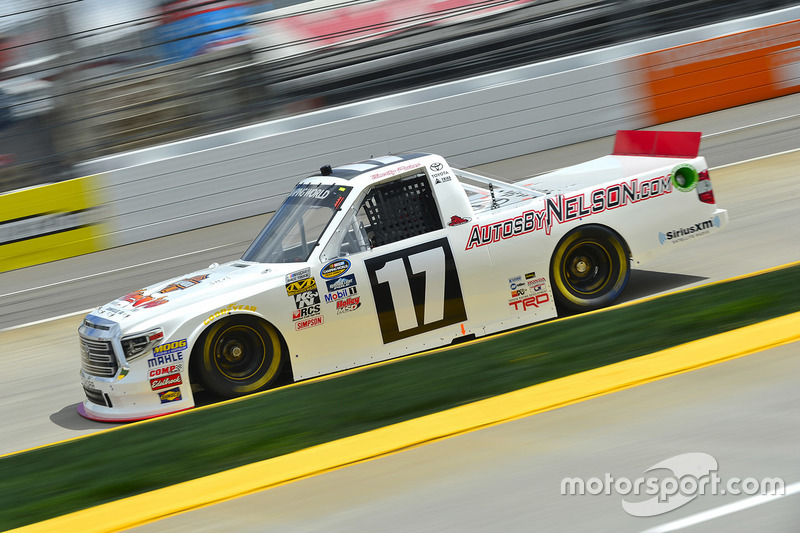 Timothy Peters, Red Horse Racing, Toyota