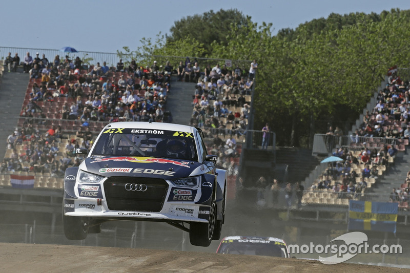 Mattias Ekström, EKS, Audi S1 EKS RX Quattro