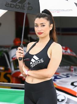 Adidas Paddock Girl