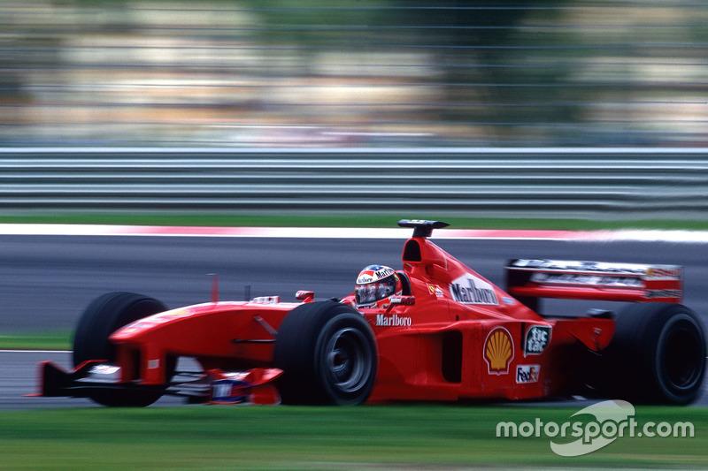 1999: Schumacher retorna em grande estilo