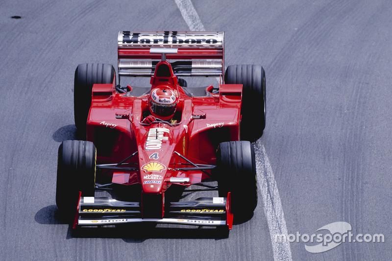 #61: Ferrari F300 (1998)