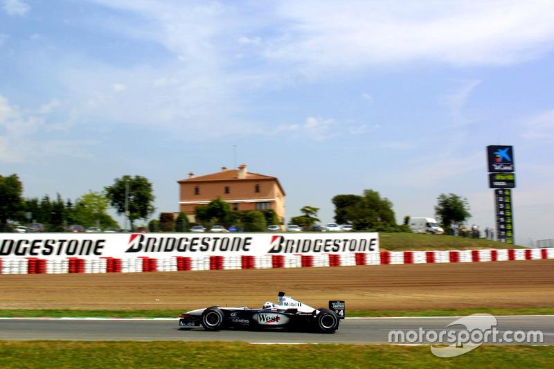 Дэвид Култхард, McLaren