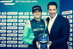 Nelson Piquet Jr e Marco Parroni