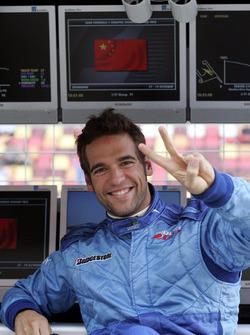 Roldán Rodríguez, GP Racing