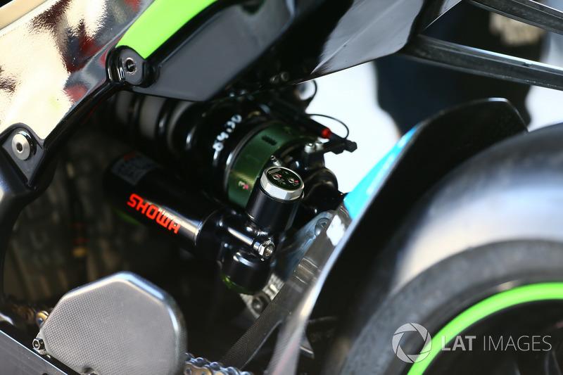 Showa Jonathan Rea, Kawasaki Racing, Dämpfer