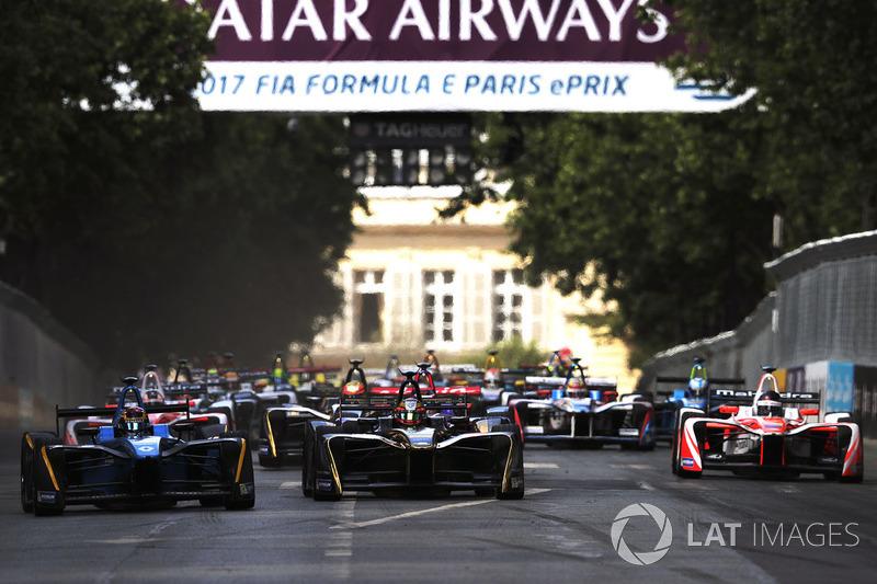 Sébastien Buemi, Renault e.Dams, bataille avec Jean-Eric Vergne, Techeetah